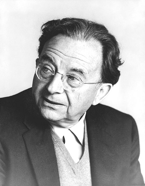 Erich Fromm 1970