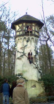 Rapunzel-Turm in Efteling
