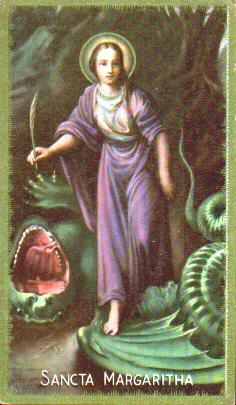 St. Margaritha von Antiochia