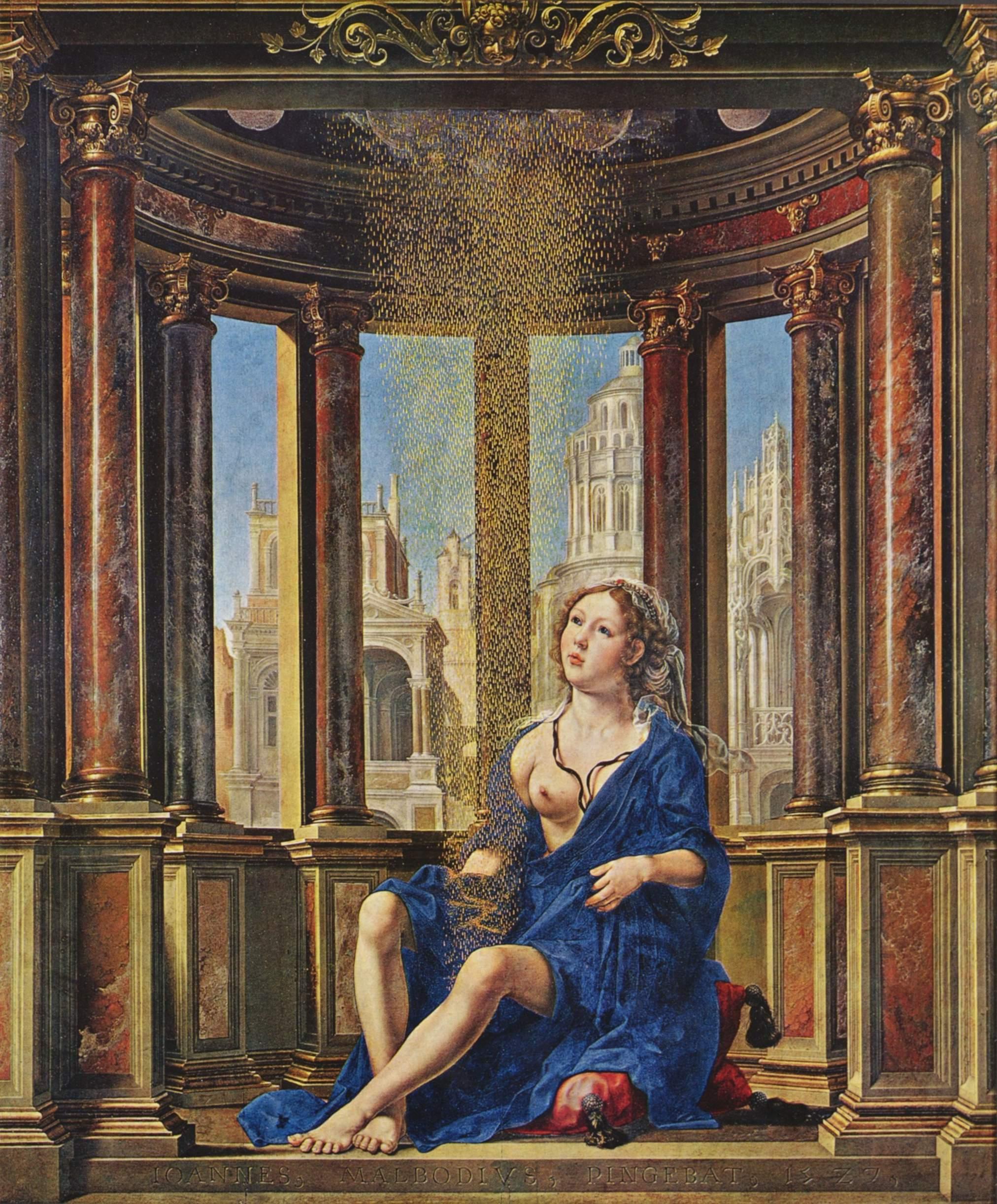 Jan Mabuse 1527: Danaë