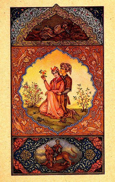 Saadi de Shiraz: Der Rosengarten (1942)