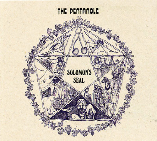 "Pentangle ""Solomon's Seal"" Cover"