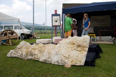 Handwerkermarkt Roeschenz Bildhauerei