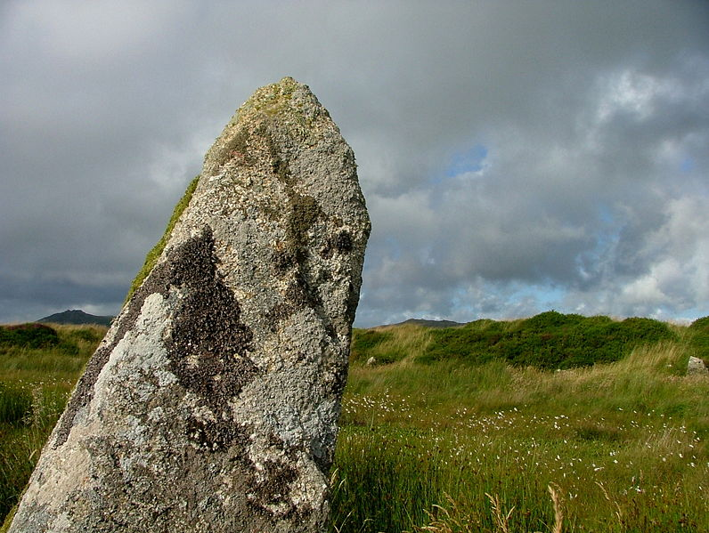Bodmin Moor (Cornwall UK): König Arthurs Halle