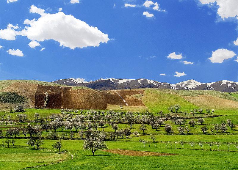 Kurdische Landschaft