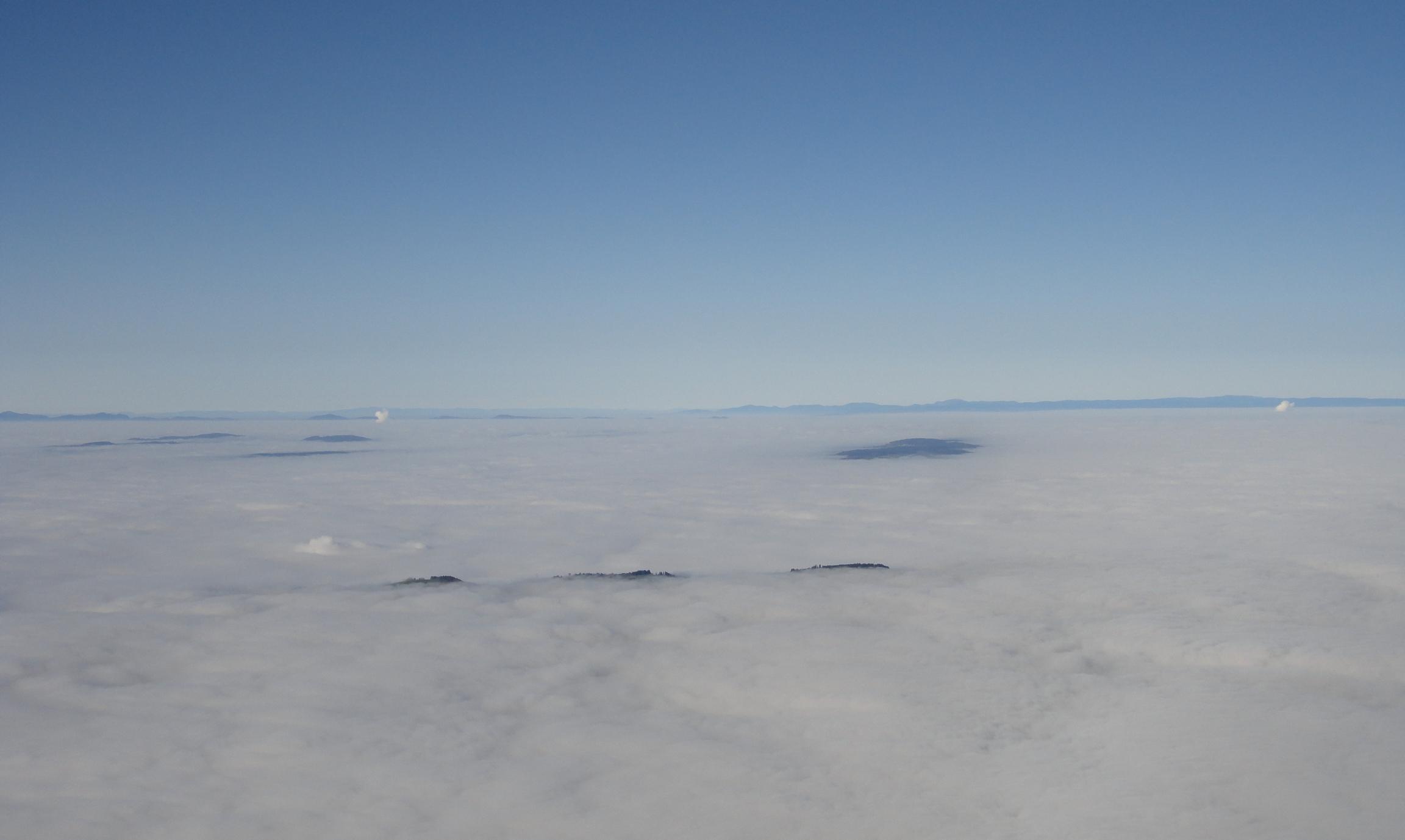 Aussicht Norden