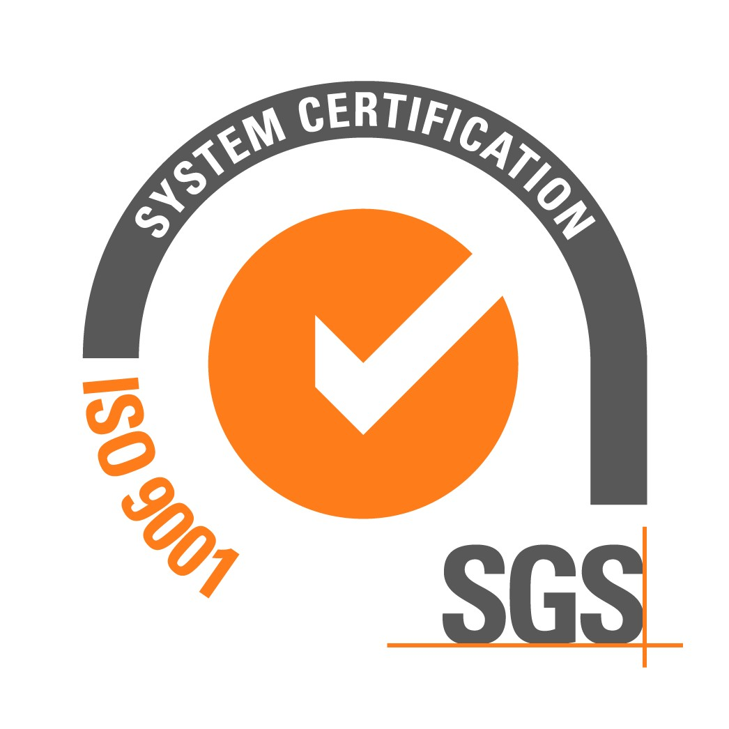 Logo SGS ISO 9001:2008