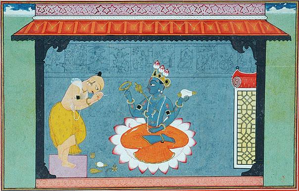 Namaste Vishnu