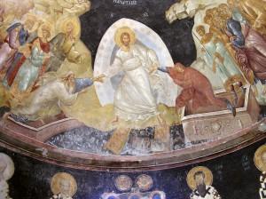 Anastasis Chora-Kirche Istanbul (Ausschnitt)