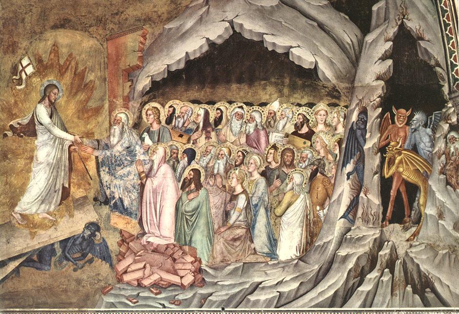 Gemälde von Bonaiuti (14. Jhdt. Florenz)