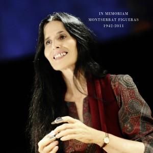 Montserrat Figueras in memoriam