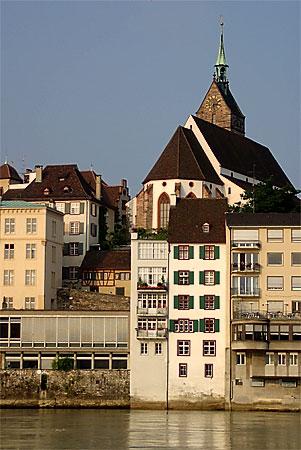 Martinskirche Basel
