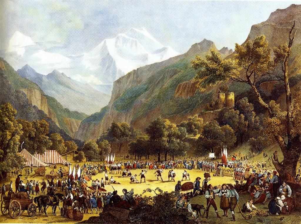 Unspunnen 1808