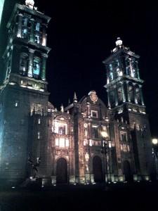 Kathedrale von Puebla de los Angeles