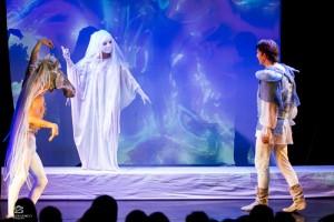 Puppentheater-Inszenierung Temeswar